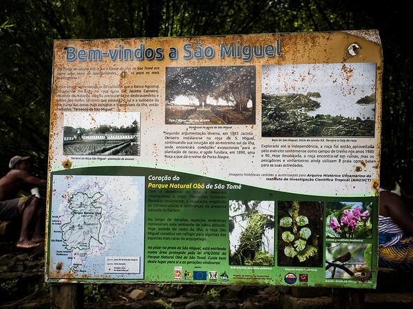 São Tomé e Principe - São Miguel