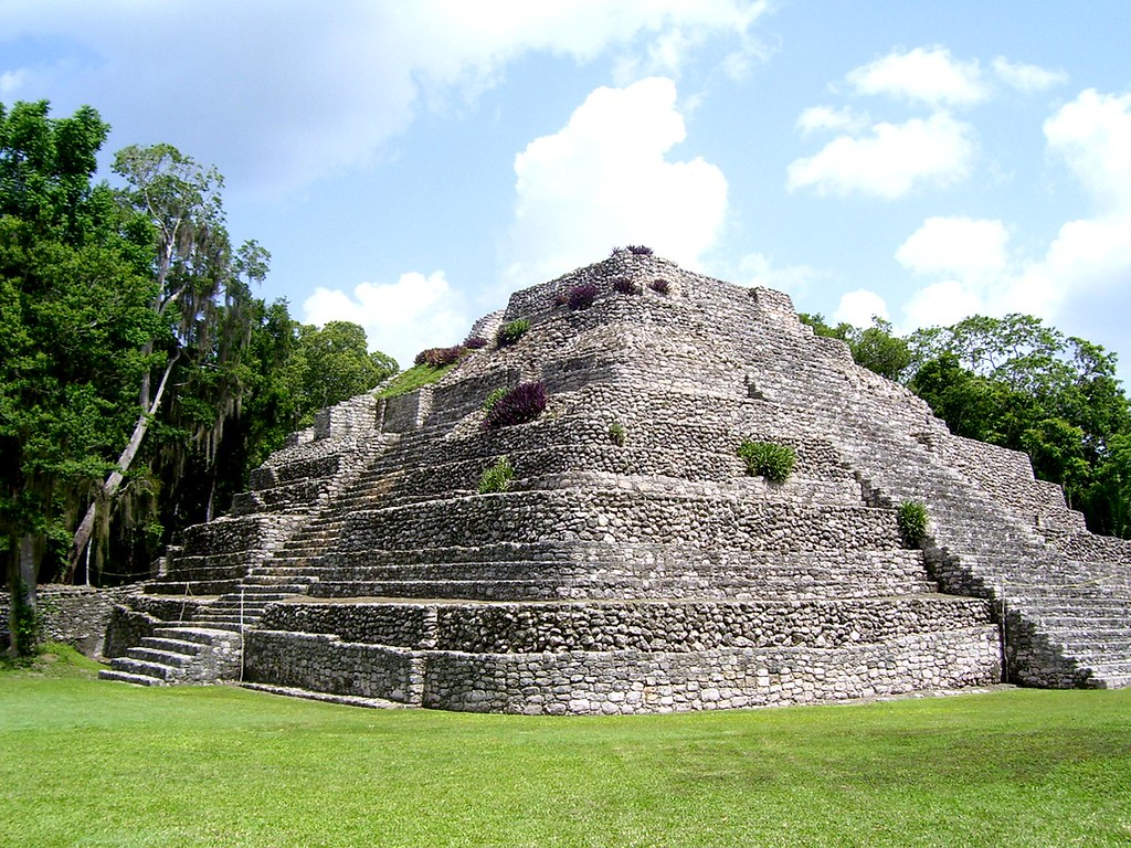 Chacchoben - Best Mayan Ruins in Mexico