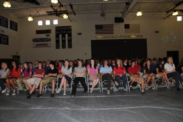 8th Grade Ceremony - May 11th, 2009