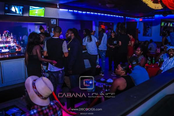 Cabana Lounge ATL Saturdays | 8-20-16