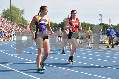State Track: Saturday Finals - 1A and 4A