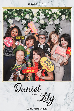 Wedding of Daniel & Lily