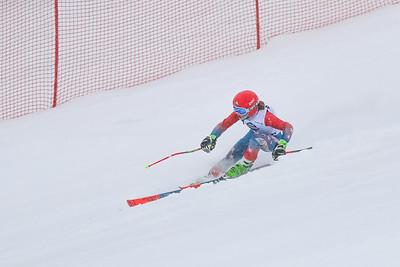 Saturday  Giant Slalom