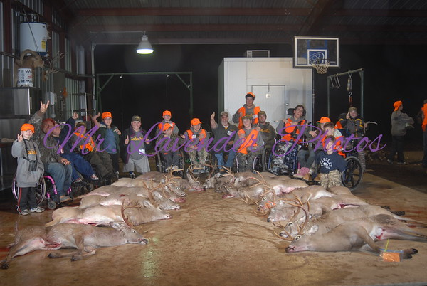 11th Annual Youth Hunt 2007