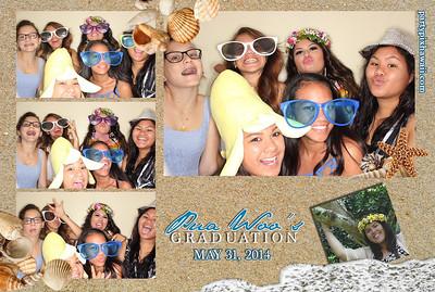 Pua's Graduation Party (Luxury Photo Pod)