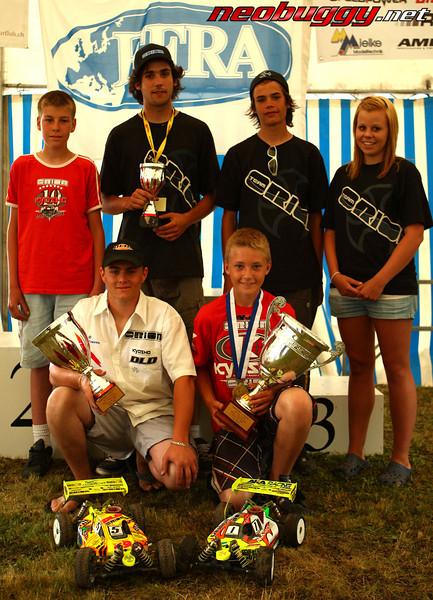 Team Orion...team! 2009 Euro B