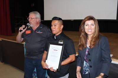8/22/18 Cerro Villa DAP National Video Award Presentation