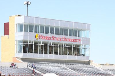 All Field Events - 2012 Ferris State Bulldog Invitational