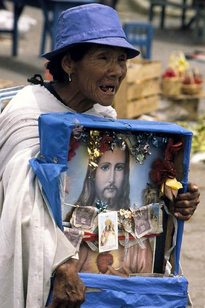 Saqisili, Ecuador 1992