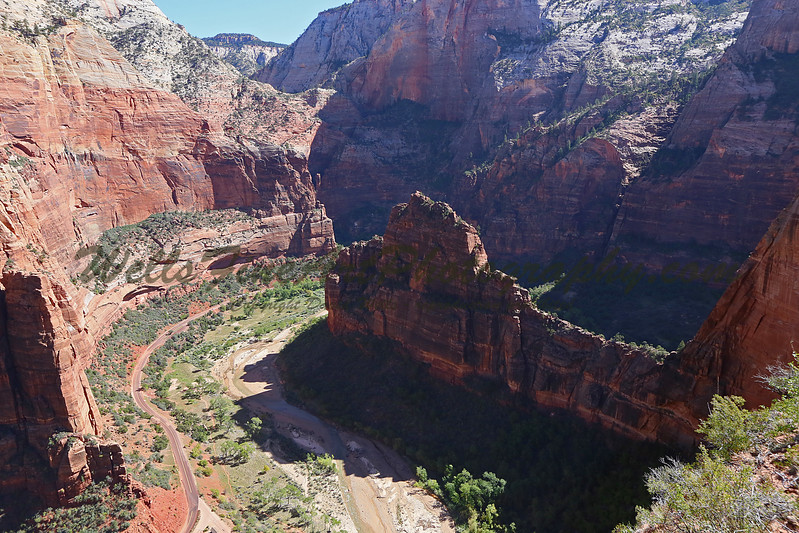 Red fin coming off Angel's Landing.jpg