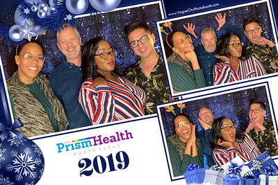Prism Health North Texas 2019