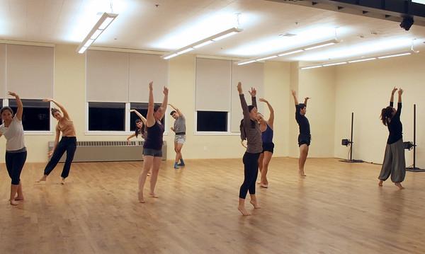 Rebecca's Dance Class