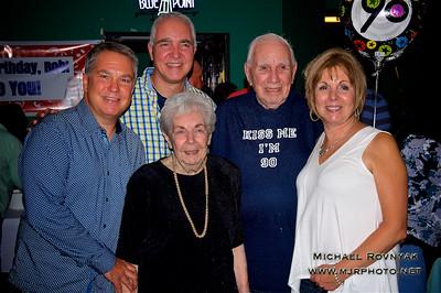 Bob's 90th Birthday Party 04.24.16