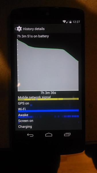 Nexus 5 Issues
