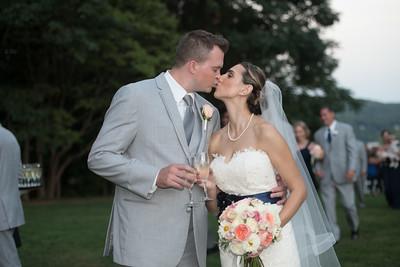 Davidovic-Bushey Wedding