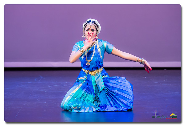 Shruthi Murali's Bharatanatyam Rangapravesham - Highlights 2016
