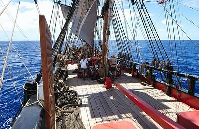 South Pacific - Moorea to Rarotonga