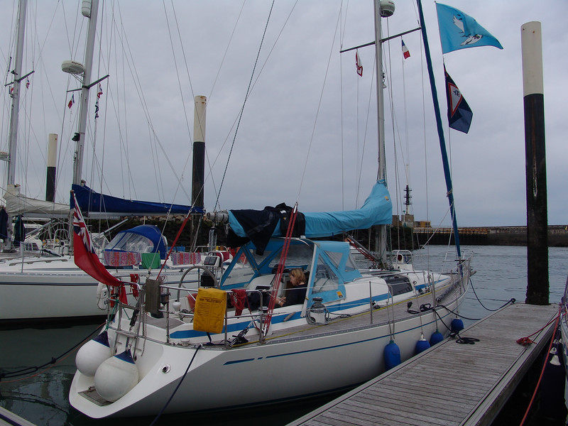 SYCORAX in Le Havre