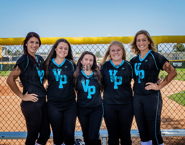 Senior Softball Photos