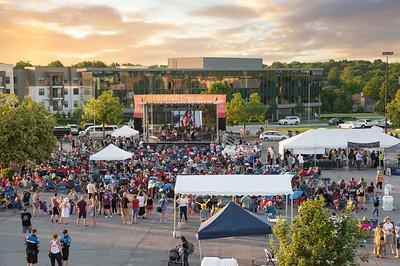 Sunset Music Fest at Town Center Plaza 6.10.21