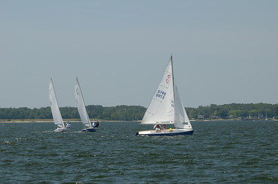 2015 FBYC One Design Spring Series #3