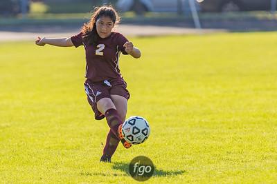 9-12-18 Hope Academy v Minneapolis Roosevelt Girls Soccer