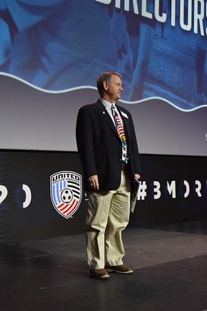 United Soccer Coaches Board of Directors