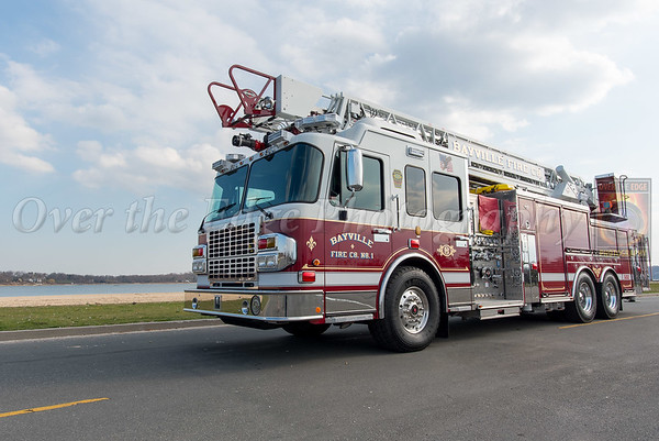 Bayville Quint 502 in Service