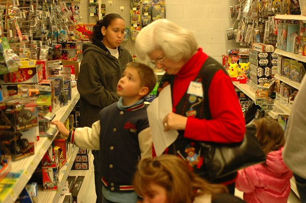 AOK's 3rd Annual Gifts for Giving Event