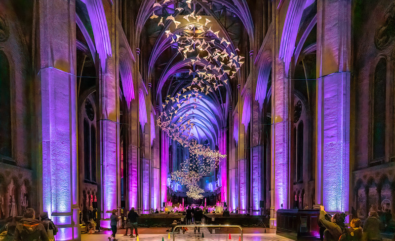 Grace Cathedral-Sound Healing Symphony