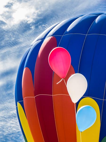 Balloons Big and Small