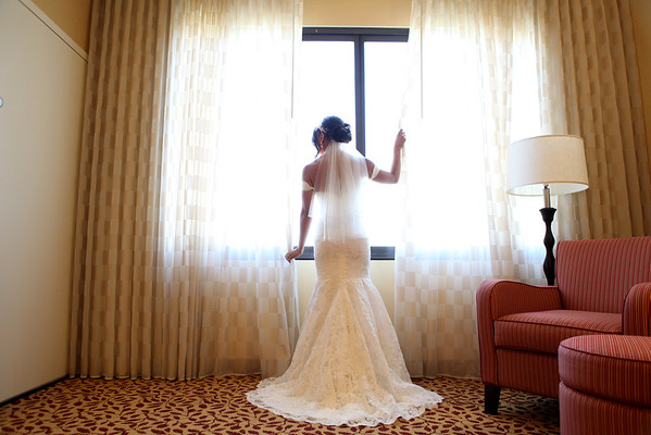 Wendy + Thomas | Anaheim Convention Wedding