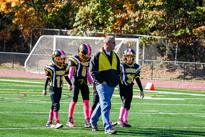 10/20/13 Mighty Mites vs St Barts