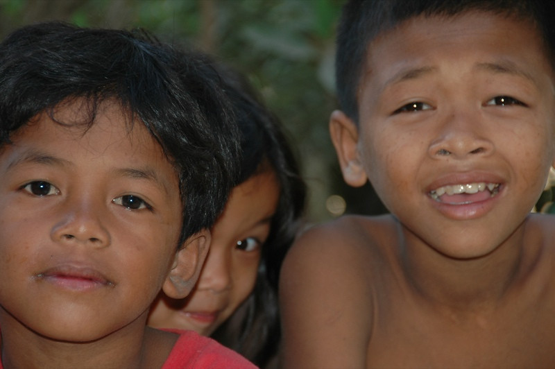 Cambodian Kids - Siem Reap, Cambodia
