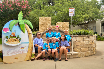 VBS 2018 Week 2 Crew Photos