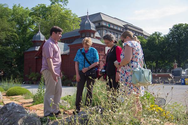 May 31 - Zagreb Botanical Gardens