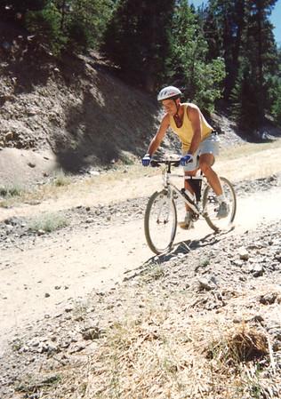 Mtn Biking 1994