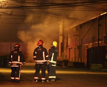 Elyria Foundry Fire