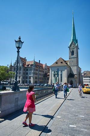 Spring 2017 Europe trip, part 6: Zurich