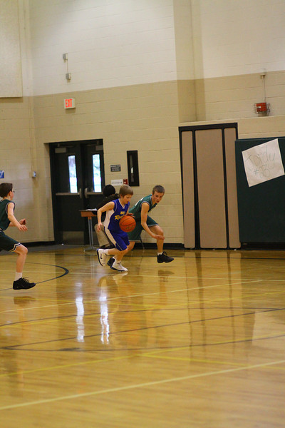 st maries 7th grade boys basketballvs nics