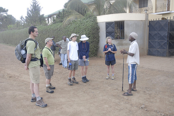 Africa June 2008, Pre-Kilimanjaro Photos
