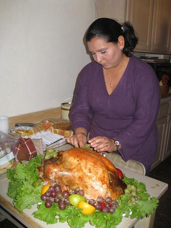 Thanksgiving in El Paso 11-10