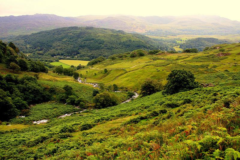 Mt. Snowdon, Wales