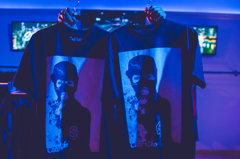 Cali Fosho Smoke Box New T Shirt Shoot at The Shop-9533.jpg