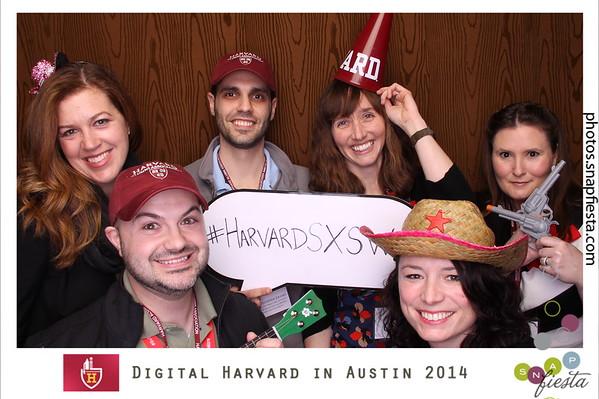 Harvard SxSW 2014 @ Lucille 3.8.14