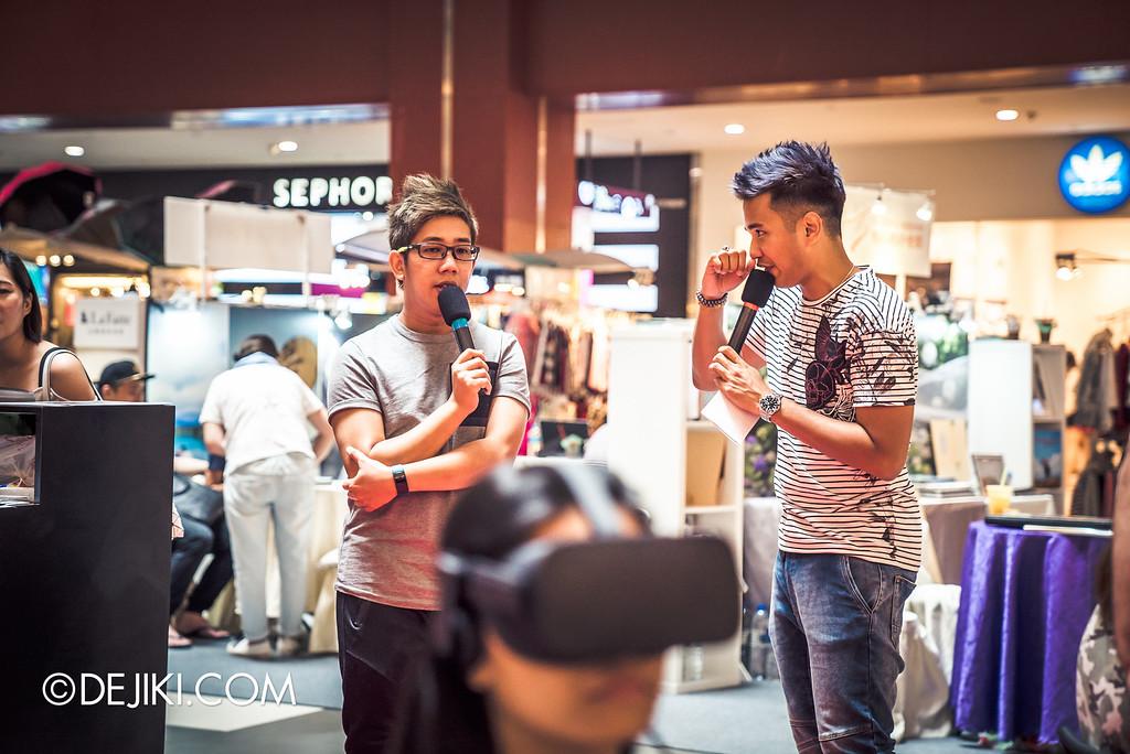 Universal Studios Singapore - Halloween Horror Nights 6 Before Dark Day Photo Report 2 - Roadshow 2 / Joakim Gomez and Gerald Koh