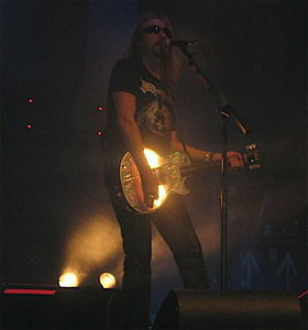 Ace Frehley - D. Bower Photos