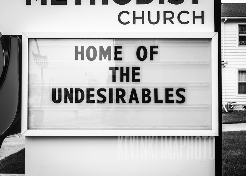 Home of the Undesirables