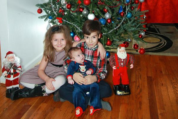Christmas celebration - December 25, 2010