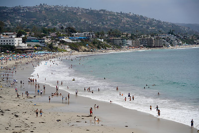 Laguna Beach, July 2017